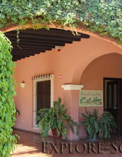 Hotel Hacienda Cazadores - Navojoa, Sonora, Mexico