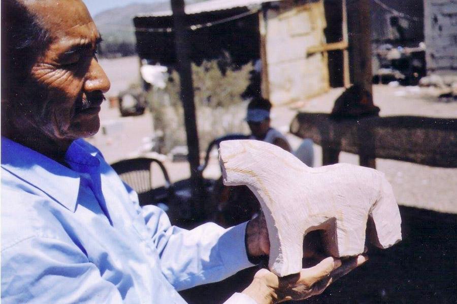Comcaac artisan - ECOIX Sonora Ecotourism
