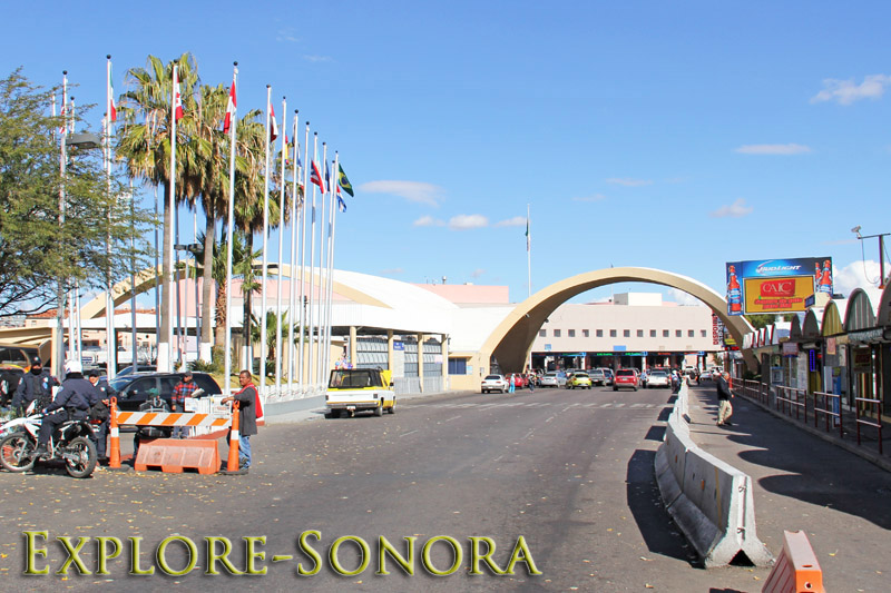 nogales deconcini border crossing