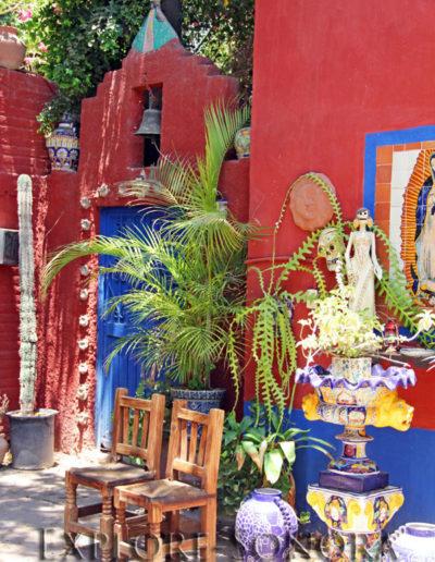 Museo Casa de la Cultura de Leonardo Vasquez Esquer - Etchojoa, Sonora