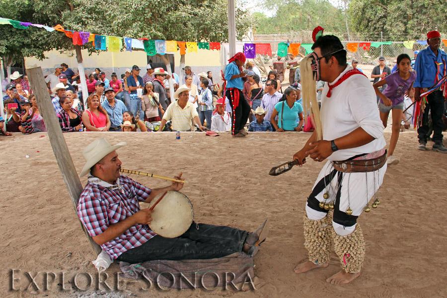 Fiestas Tradicionales de San Juan - Pueblo Viejo, Navojoa, Sonora