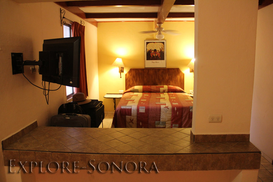 Hotel Suites Kino in Hermosillo, Sonora, Mexico