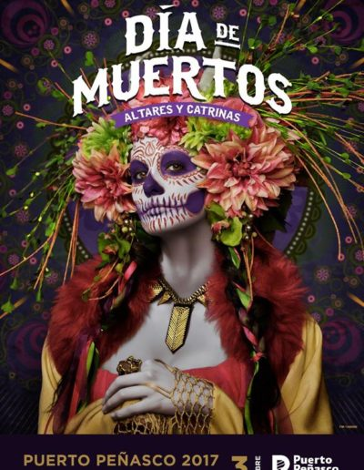 Dia de muertos 2017 in Puerto Penasco - Rocky Point