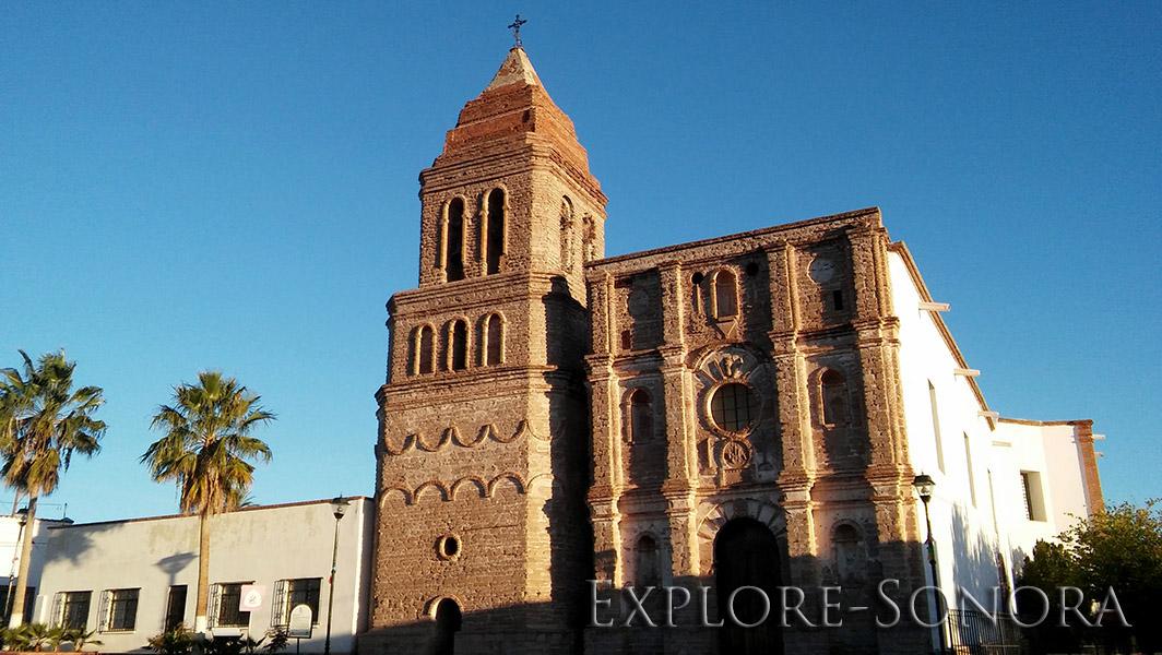 Misión de Nuestra Señora de la Asuncion de Arizpe