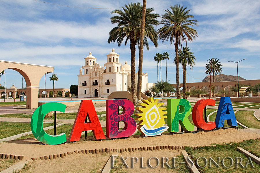 Caborca sonora mexico