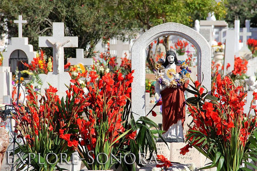 Dia De Los Muertos At A Sonoran Cemetery Explore Sonora